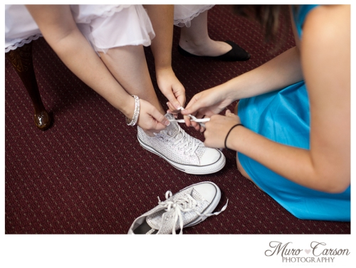 Birmingham Alabama Wedding Photographer Converse Shoes
