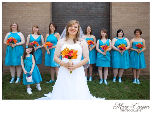 Birmingham Alabama Wedding Photographers
