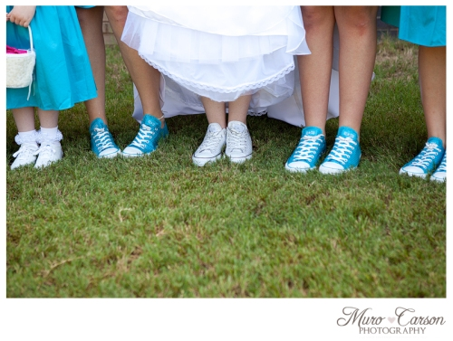 Birmingham Alabama Wedding Photographer chucks converse